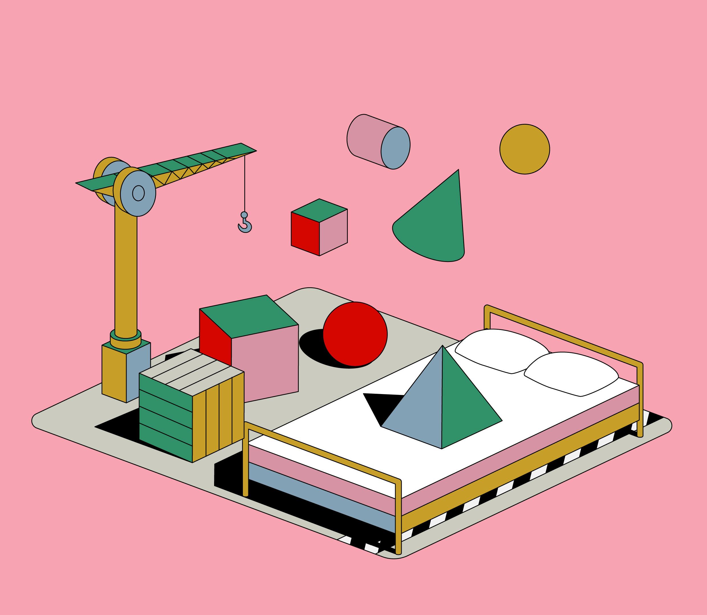 ¿Qué es la firmeza de un colchón?