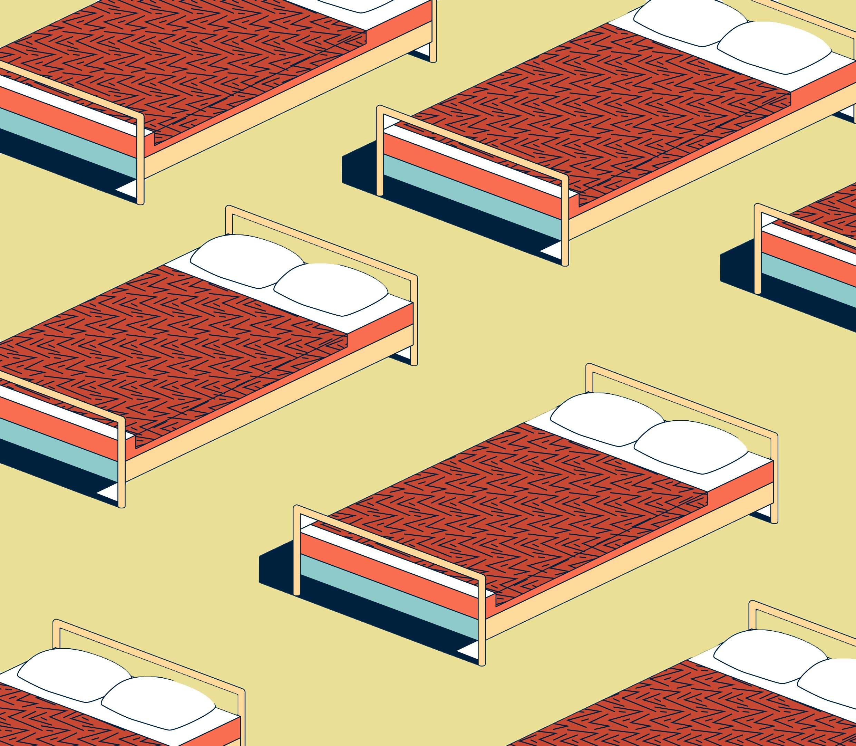 Te ayudamos a encontrar tu colchón ideal para evitar que te levantes con dolor de espalda.