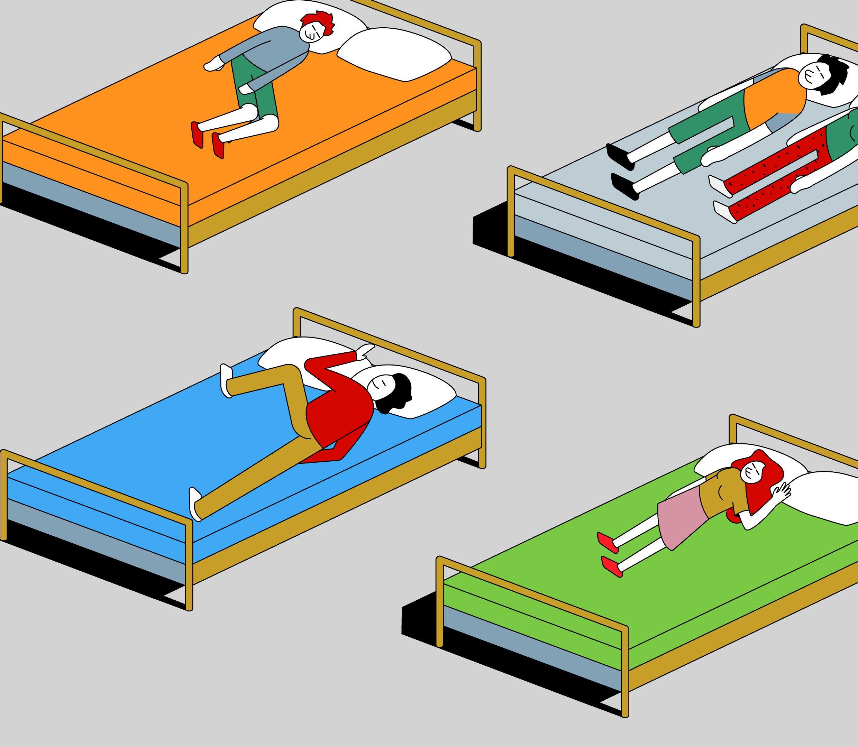Qué hacer para descansar más y dormir mejor.